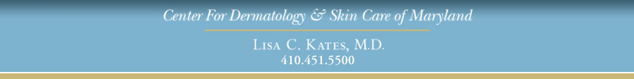 Center For Dermatology & Skin Care of Maryland